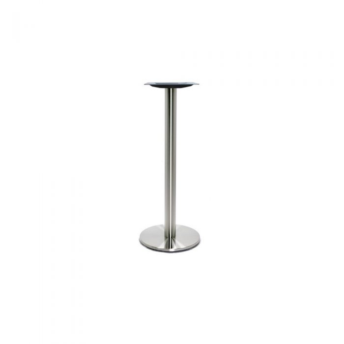 Inox Circle Poseur Base