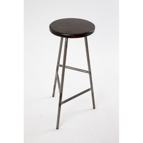 Tripod High Stool