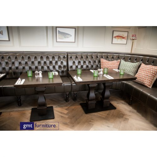 BANQUETTE SEATING STYLES