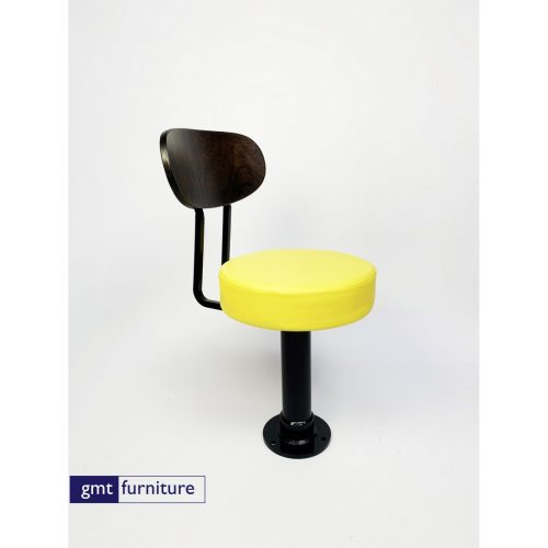 Saffron Low Stool